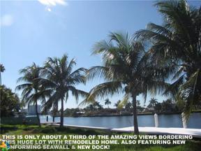 Property for sale at 1601 Middle River Dr, Fort Lauderdale,  Florida 33305
