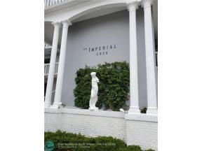 Property for sale at 2829 NE 33rd Ct Unit: 202, Fort Lauderdale,  Florida 33306