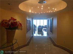 Property for sale at 18911 Collins Ave Unit: 1101, Sunny Isles Beach,  Florida 33160