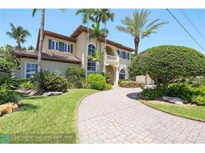 Property for sale at 3421 NE 26th Ave, Lighthouse Point,  Florida 33064