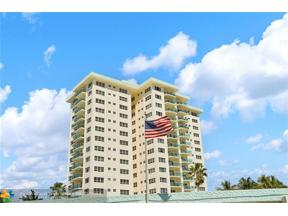 Property for sale at 6000 N Ocean Blvd Unit: 14H, Lauderdale By The Sea,  Florida 33308