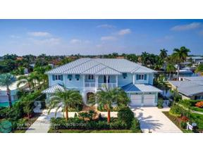 Property for sale at 3401 NE 26th Ave, Lighthouse Point,  Florida 33064