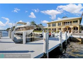 Property for sale at 3580 NE 31st Ave, Lighthouse Point,  Florida 33064
