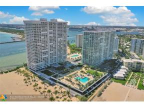 Property for sale at 2100 S Ocean Ln Unit: 904-05, Fort Lauderdale,  Florida 33316