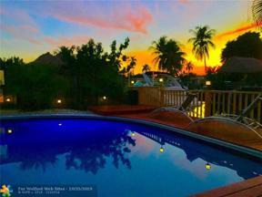Property for sale at 5773 NE 15th Av, Fort Lauderdale,  Florida 33334