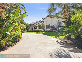 Property for sale at 6287 NW 63rd Way, Parkland,  Florida 33067