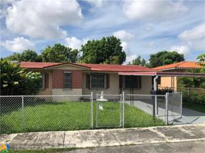Property for sale at 7620 NW 4th St, Miami,  Florida 33126