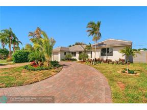 Property for sale at 5740 NE 19th Ave, Fort Lauderdale,  Florida 33308