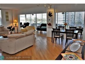 Property for sale at 4001 Hillcrest Dr Unit: 501, Hollywood,  Florida 33021