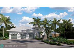 Property for sale at 5419 NE 31 Avenue, Fort Lauderdale,  Florida 33308