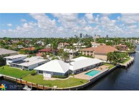 Property for sale at 640 4th Key Dr, Fort Lauderdale,  Florida 33304
