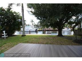 Property for sale at 1016 Mango Isle, Fort Lauderdale,  Florida 33315