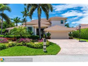 Property for sale at 2433 NE 26th Ave, Lighthouse Point,  Florida 33064