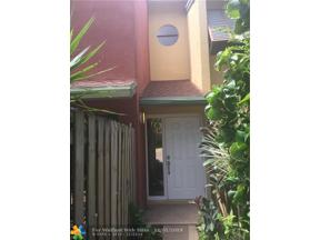 Property for sale at 342 City View Dr Unit: 342, Fort Lauderdale,  Florida 33311