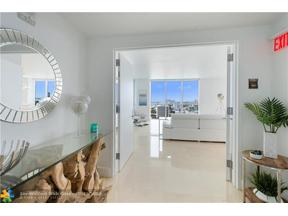 Property for sale at 101 S Fort Lauderdale Beach Blvd Unit: 2107, Fort Lauderdale,  Florida 33316