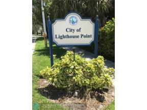 Property for sale at 3150 NE 48th Ct Unit: 109, Lighthouse Point,  Florida 33064