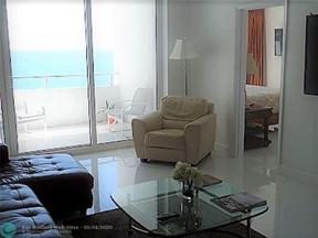 Property for sale at 4040 Galt Ocean Dr Unit: 806, Fort Lauderdale,  Florida 33308