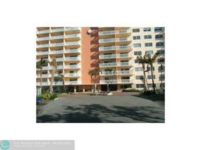 Property for sale at 2900 NE 30th St Unit: 5A, Fort Lauderdale,  Florida 33306