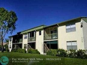 Property for sale at 4123 NW 88th Ave Unit: 207, Coral Springs,  Florida 33065