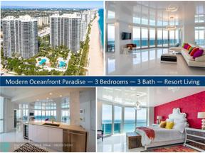 Property for sale at 3100 N Ocean Blvd Unit: 1509, Fort Lauderdale,  Florida 33308