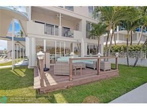 Property for sale at 741 Bayshore Dr Unit: 8-S, Fort Lauderdale,  Florida 33304