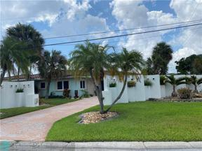 Property for sale at 5720 Bayview Dr, Fort Lauderdale,  Florida 33308