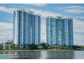 Property for sale at 2681 N Flamingo Rd Unit: 1101S, Sunrise,  Florida 33323