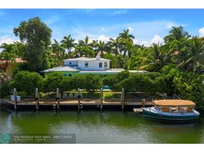 Property for sale at 509 Isle Of Palms Dr, Fort Lauderdale,  Florida 33301