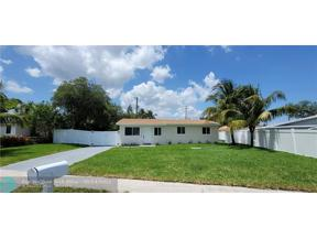 Property for sale at 3755 SW 16th Court, Fort Lauderdale,  Florida 33312
