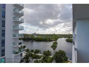 Property for sale at 1170 N Federal Hwy Unit: 807, Fort Lauderdale,  Florida 33304
