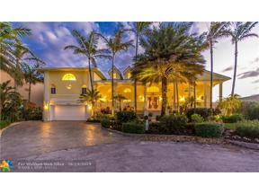 Property for sale at 2880 NE 32nd St, Lighthouse Point,  Florida 33064