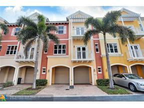 Property for sale at 2319 Vintage Dr Unit: 2319, Lighthouse Point,  Florida 33064