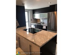 Property for sale at 2840 NE 33rd Ct Unit: 11, Fort Lauderdale,  Florida 33306