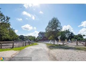 Property for sale at 15200 SW 20th St, Davie,  Florida 33326