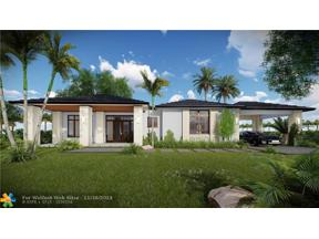 Property for sale at 12361 NW 18th St, Plantation,  Florida 33323