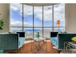 Property for sale at 100 S Birch Rd Unit: 2903, Fort Lauderdale,  Florida 33316