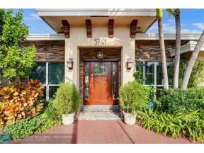 Property for sale at 5741 NE 21st Rd, Fort Lauderdale,  Florida 33308