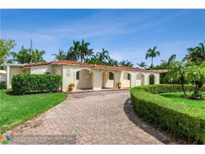Property for sale at 1900 N Victoria Park Rd, Fort Lauderdale,  Florida 33305