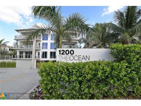Property for sale at 1200 Hillsboro Mile Unit: 1302, Hillsboro Beach,  Florida 33062