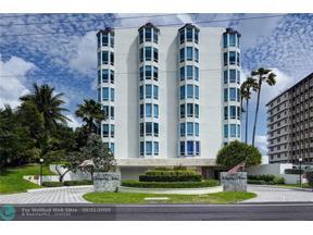 Property for sale at 1073 Hillsboro Mile Unit: 3S, Hillsboro Beach,  Florida 33062