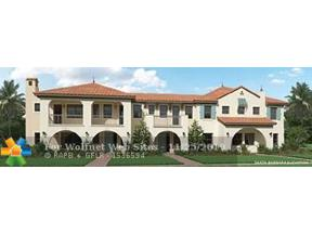 Property for sale at 3118 124th Unit: 169-3, Sunrise,  Florida 33323