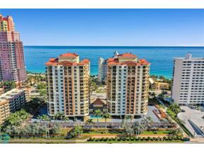 Property for sale at 2011 N Ocean Blvd Unit: 506, Fort Lauderdale,  Florida 33305
