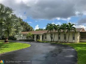 Property for sale at 5530 SW 109 Ave, Davie,  Florida 33328