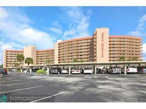 Property for sale at 2731 NE 14th St Unit: 116, Pompano Beach,  Florida 33062