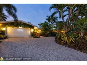Property for sale at 2521 NE 35th St, Lighthouse Point,  Florida 33064
