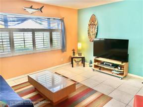 Property for sale at 5820 NE 22nd Way Unit: 601, Fort Lauderdale,  Florida 33308