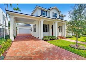 Property for sale at 1216 SE 11th Ct, Fort Lauderdale,  Florida 33316