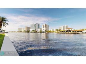 Property for sale at 2895 NE 32nd St Unit: 204, Fort Lauderdale,  Florida 33306
