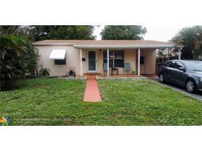 Property for sale at 5233 NE 3rd Ave, Oakland Park,  Florida 33334