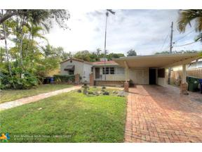 Property for sale at 1624 NE 7th St, Fort Lauderdale,  Florida 33304